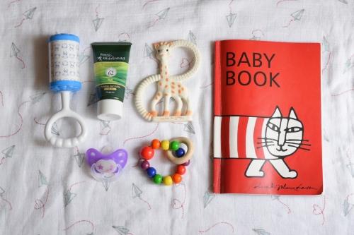 おもちゃや絵本も大切な思い出