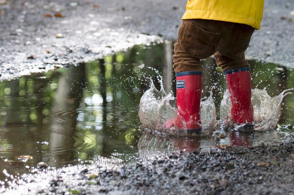【防災対策】大雨のとき、ママが家族にできること